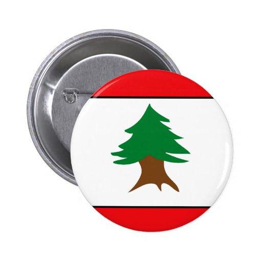 Camisetas y regalos libaneses de la bandera pins