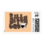Camisetas y regalos lindos del gato del gatito franqueo