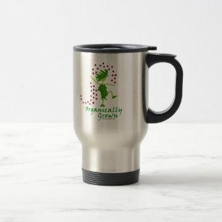 Camisetas y regalos orgánico crecidos taza de café