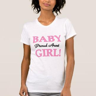 Camisetas y regalos orgullosos de la tía niña