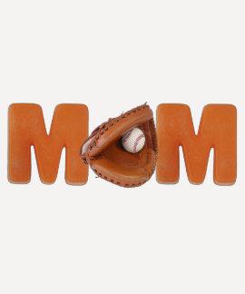 Camisetas y regalos para la mamá del béisbol
