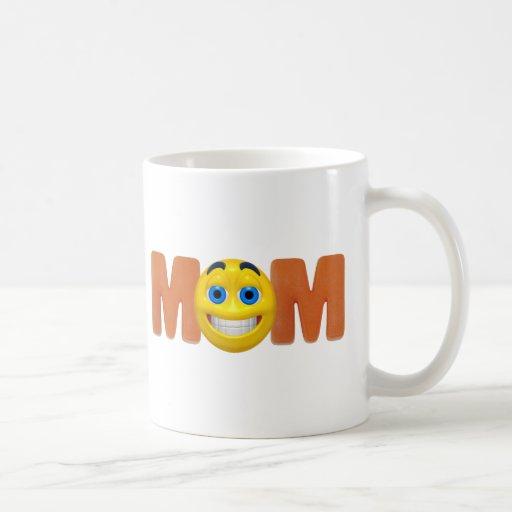 Camisetas y regalos para la mamá feliz tazas