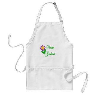 Camisetas y regalos principales del jardinero delantal