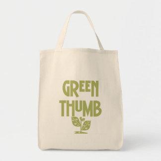 Camisetas y regalos que cultivan un huerto del afi bolsas de mano