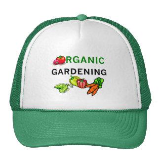 Camisetas y regalos que cultivan un huerto orgánic gorros
