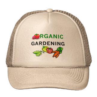 Camisetas y regalos que cultivan un huerto orgánic gorras de camionero