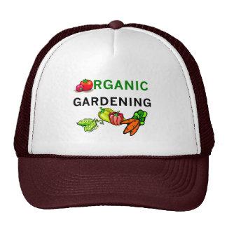 Camisetas y regalos que cultivan un huerto orgánic gorra