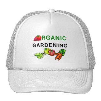 Camisetas y regalos que cultivan un huerto orgánic gorras