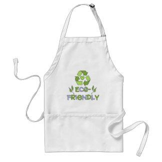 Camisetas y regalos respetuosos del medio ambiente delantales