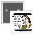 Camisetas y regalos retros de Gramma Pin