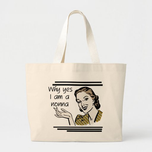 Camisetas y regalos retros de Nonna Bolsas