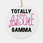 Camisetas y regalos rosados gammas totalmente impr ornaments para arbol de navidad