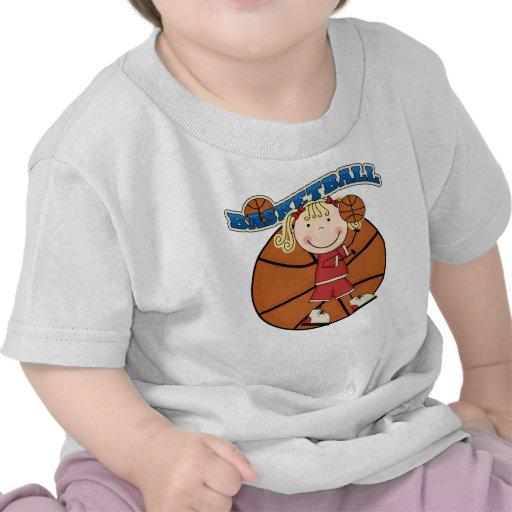 Camisetas y regalos rubios del chica del