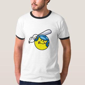 Camisetas y regalos sonrientes del béisbol