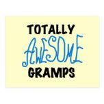 Camisetas y regalos totalmente impresionantes de G Tarjeta Postal