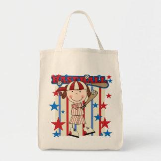 Camisetas y regalos triguenos del chica del bolsa tela para la compra