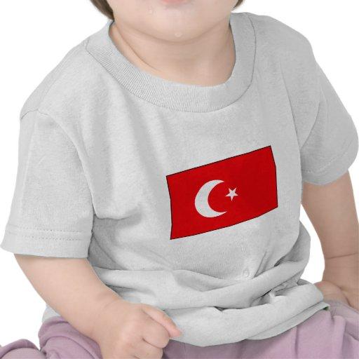 Camisetas y regalos turcos de la bandera