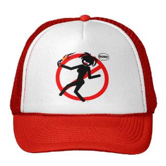 camisetas y ropa del peligro del Soplo-secador Gorras De Camionero
