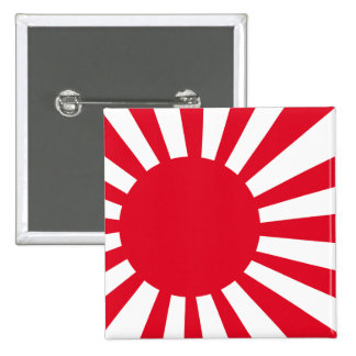 Camisetas y ropa japonesas de la bandera de la mar pins