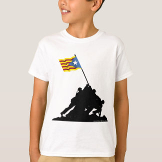 Camisetes Catalonia: Independence Iwo Jima T-Shirt