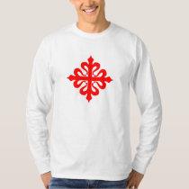 Camisia Catholica Ordinis Crucis de Calatrava T-Shirt