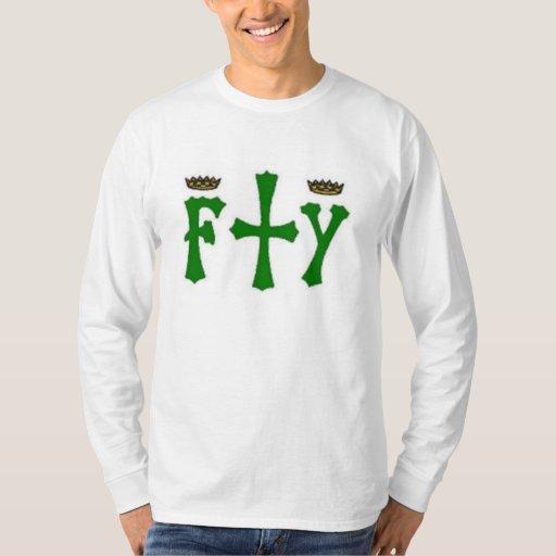 Camisia Christi Crucis Supremae de Columbo Playeras