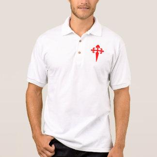 Camisia de Polo Crucis Ordinis de S. Jacob