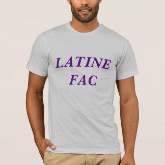 CAMISIA LATINE FAC T-Shirt