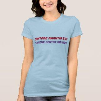 Camisia pro musica T-Shirt