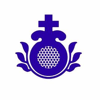 Camisia Tenisia de Cruce Sanctae Clotildis shirt