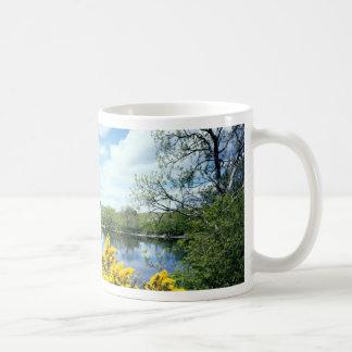Camlough Lough, County Down, Ireland Coffee Mug