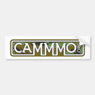 CAMMMO.logo.without.spellout Pegatina Para Auto