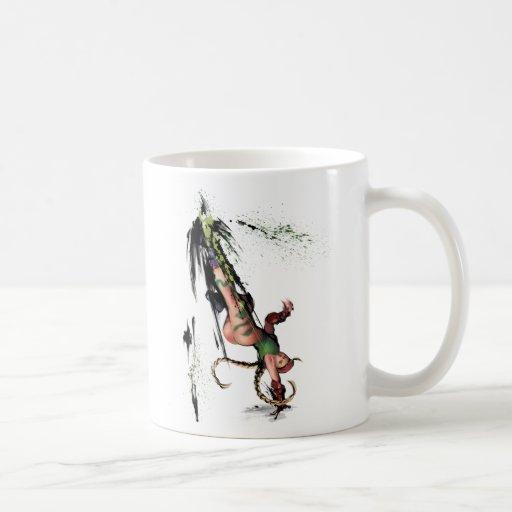 Cammy Kick Coffee Mug