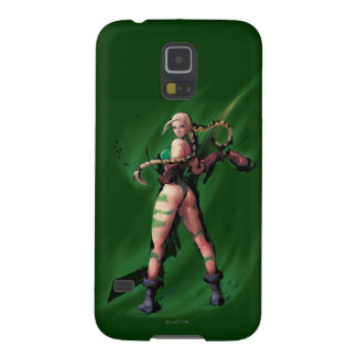 Cammy Turn Galaxy S5 Case