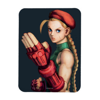 Cammy With Hand Up Flexible Magnet