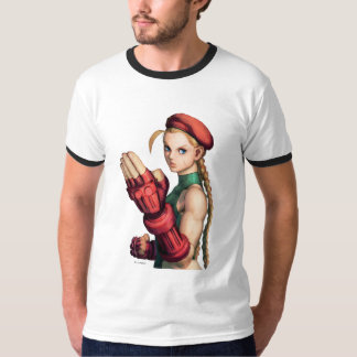 Cammy With Hand Up T-Shirt