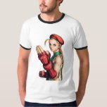 Cammy With Hand Up T-shirts