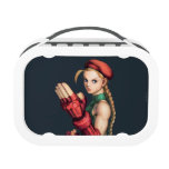 Cammy With Hand Up Yubo Lunch Box