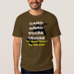 CAMO-AMMO-DUCKS-TRUCKS SHIRT