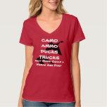 CAMO-AMMO-DUCKS-TRUCKS T SHIRT