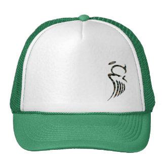 Camo Angel Trucker Hat