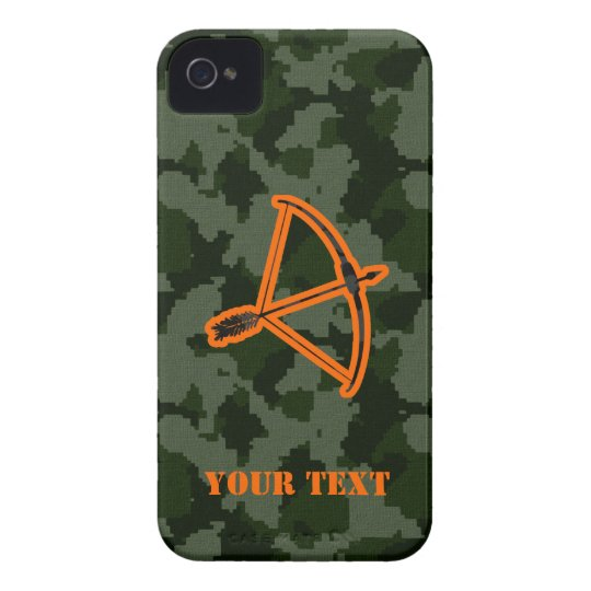 Camo Archery iPhone 4 Case-Mate Case