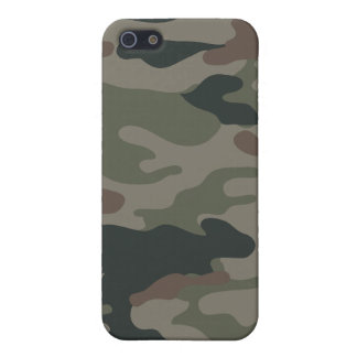 Camo Army Green Black Brown Speck Case iPhone 4