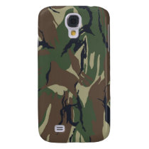 camo Army Pern 3 casing Samsung S4 Case