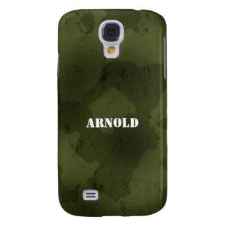 Camo Army Samsung Galaxy S4 Case