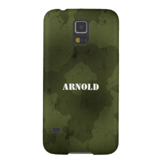 Camo Army Samsung Galaxy S5 Case
