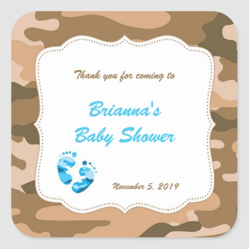 Realtree Camo Baby Shower Invitations for amazing invitations sample