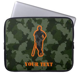 Camo Baseball Laptop Sleeve
