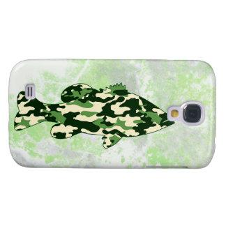 Camo Bass Fishing HTC Vivid Cases