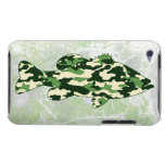 Camo Bass Fishing iPod Touch Cover